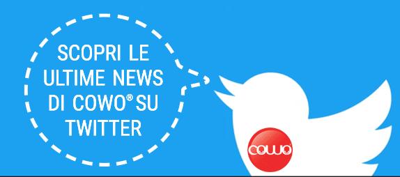Segui Rete Cowo su Twitter