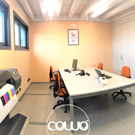 Meeting room in spazio Coworking a Rovigo